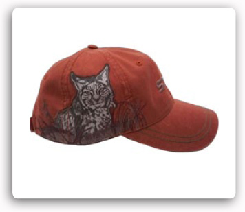 2012Bobcat Wildlife Hat