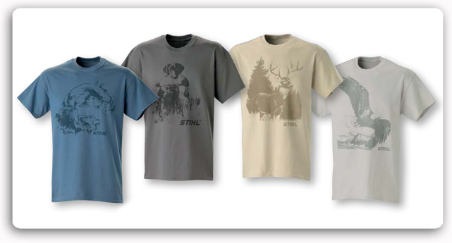 Authentic Wildlife Collection T-Shirts