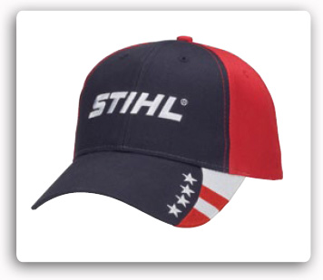 Red White and Blue Cap